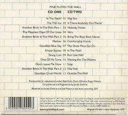Pink Floyd The wall (remasterisé)