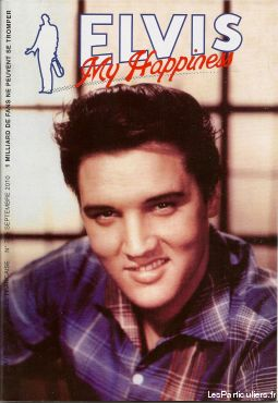 Elvis Presley My happiness n° 70 72 & 73