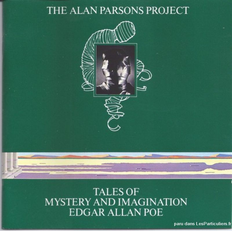 alan parson tales of mystery  sport loisirs et culture dvd cd livre yvelines