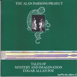 Alan Parson Tales of mystery