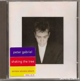 peter gabriel shaking the tree sport loisirs et culture dvd cd livre yvelines
