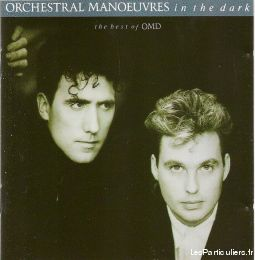 orchestral manoeuvres in the dark the best omd sport loisirs et culture dvd cd livre yvelines