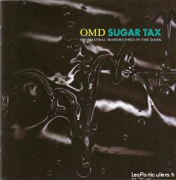 Orchestral Manoeuvres in the dark Sugar Tax