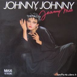 Jeanne Mas Johnny Johnny / Lisa