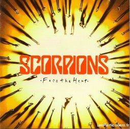 Scorpions Face the heart
