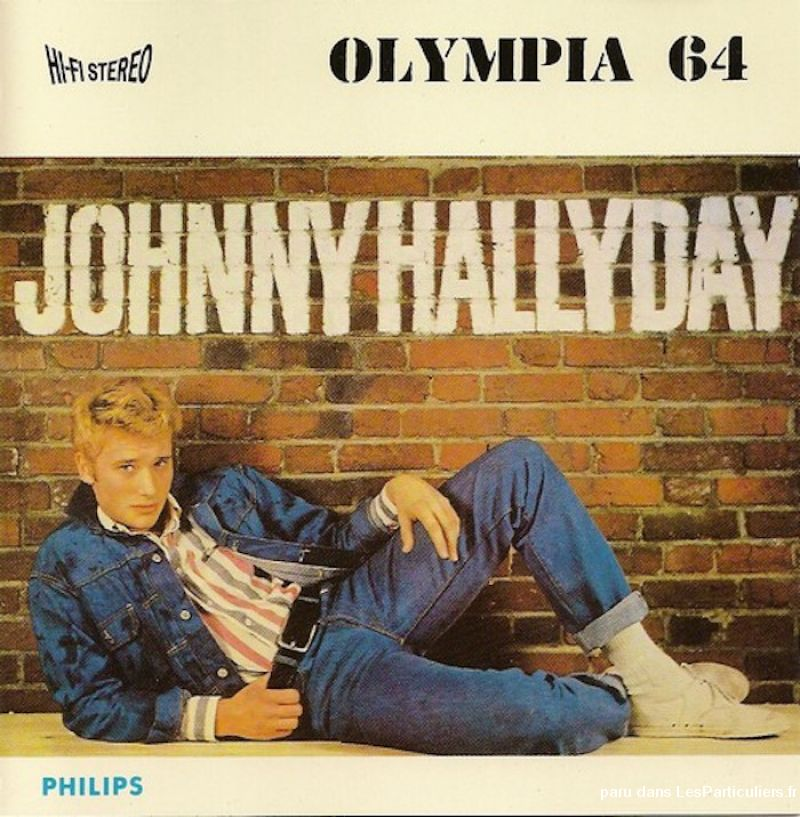 johnny hallyday olympia 64 sport loisirs et culture dvd cd livre yvelines
