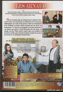 Les Arnaud DVD  2009  comme neuf