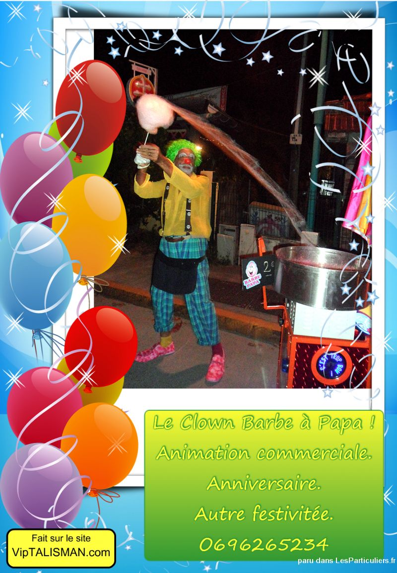 clown anniversaire sport loisirs et culture evenement martinique