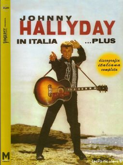 Johnny Hallyday In italia... Plus