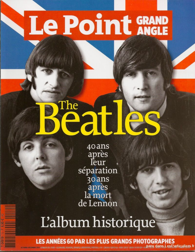 the beatles le point sport loisirs et culture dvd cd livre yvelines