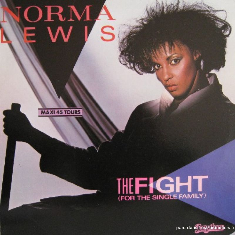 norma lewis the fight (for the single family)  sport loisirs et culture dvd cd livre yvelines