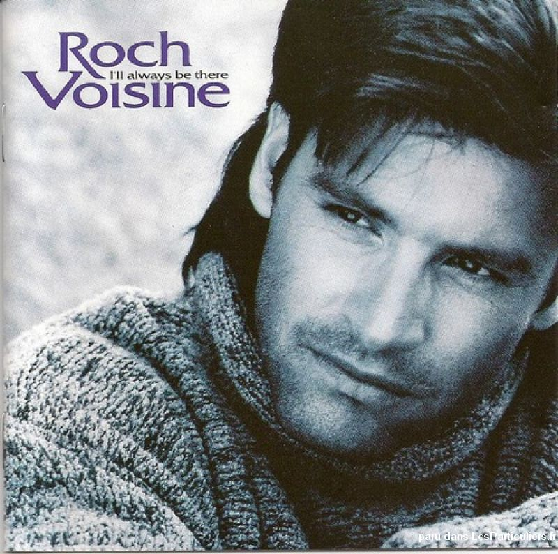 roch voisine i'll always be there sport loisirs et culture dvd cd livre yvelines