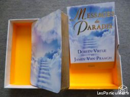 messages du paradis - oracles doreen virtue sport loisirs et culture autres paris