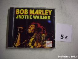 Divers CD de Bob MARLEY