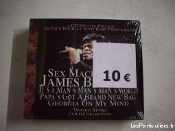 Coffret Deluxe 2 CD de James BROWN