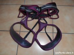 BAUDRIER ESCALADE PETZL FEMME TAILLE S