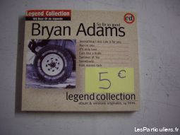 Divers CD de Bryan ADAMS
