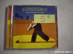 CD de SUPERTRAMP