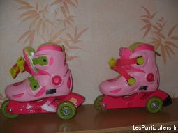 Rollers fille taille 26 28