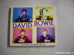 CD de David BOWIE