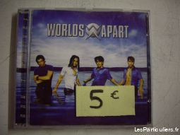 Divers CD des WORLDS APART