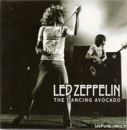 Led Zeppelin The dancing avocado
