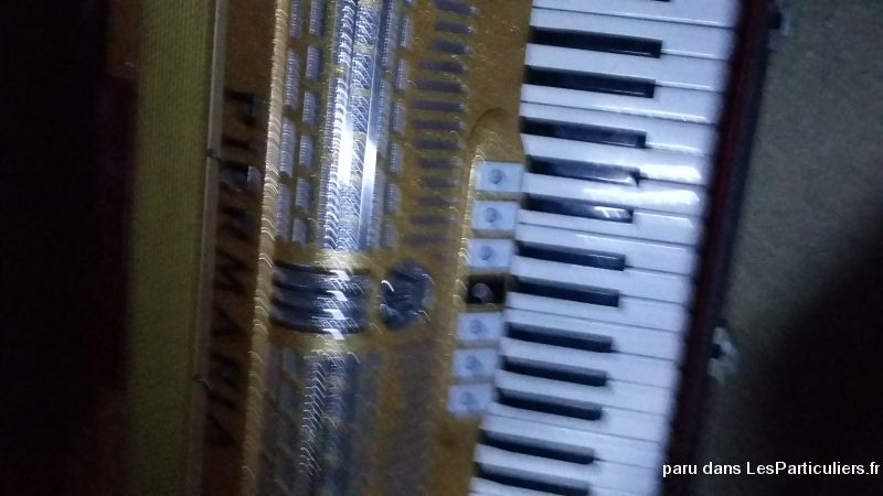 accord�on touches piano sport loisirs et culture instruments de musique yvelines
