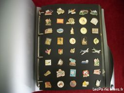 collection pin's sport loisirs et culture collection gironde