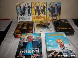 SAISON 2 LES EXPERTS MIAMI COFFRET
