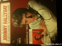 cd collector johnny hallyday 1963 sport loisirs et culture dvd cd livre meurthe-et-moselle