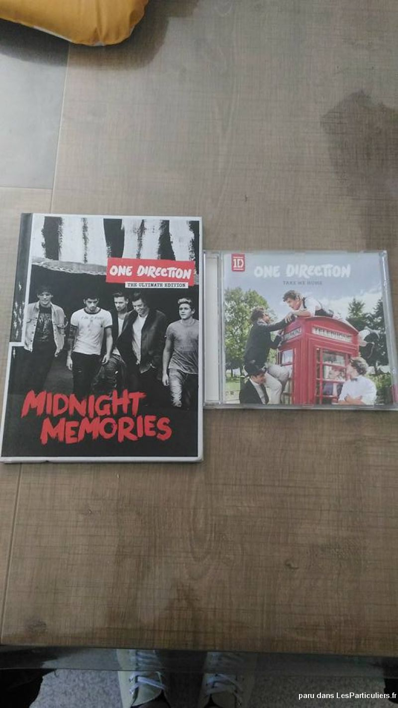 cd dvd posters one direction sport loisirs et culture dvd cd livre seine-maritime