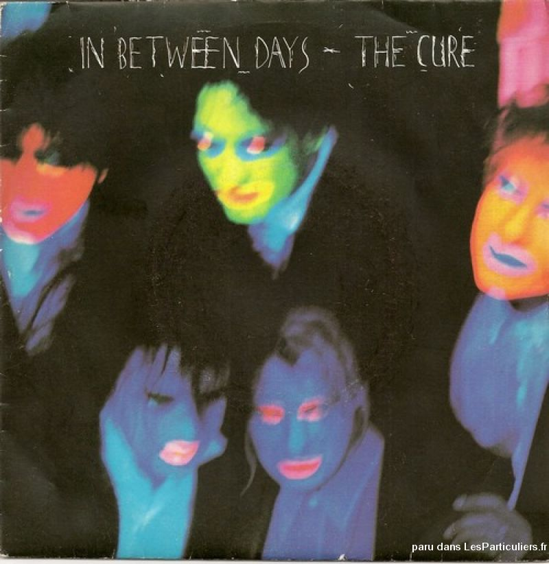 the cure in between days sport loisirs et culture dvd cd livre yvelines