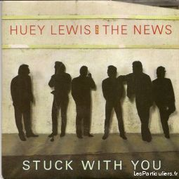 huey lewis and the news stuck with you sport loisirs et culture dvd cd livre yvelines