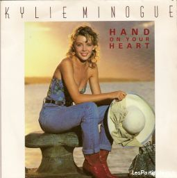 kylie minogue hand on your heart sport loisirs et culture dvd cd livre yvelines
