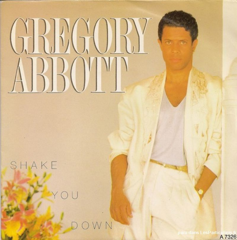 gregory abbott shake you down sport loisirs et culture dvd cd livre yvelines