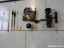 Canne Anglaise Browning Match Carbon+moulinet