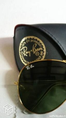 LUNETTE RAY BAN AVIATOR MIXTE