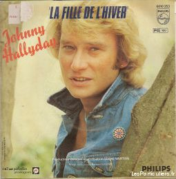 Johnny Hallyday Un diable entouré d'anges