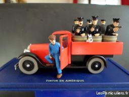 En voiture tintin collection atlas