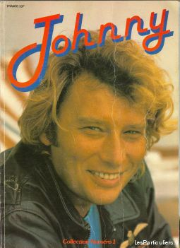 Johnny Hallyday Collection numéro 1