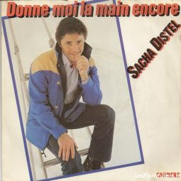 Sacha Distel Donne moi la main encore