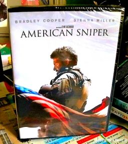 American sniper-neuf toujours sous emballage