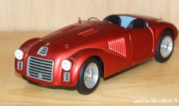 ferrari  125. matel. elite. 1947. 1 / 18.  sport loisirs et culture collection haute-vienne