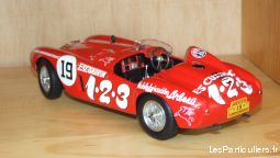 FERRARI  375 PLUS. 1954. BBR. 1/18