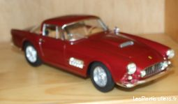 ferrari superamerica. 1955. matel elite. 1/18.  sport loisirs et culture collection haute-vienne