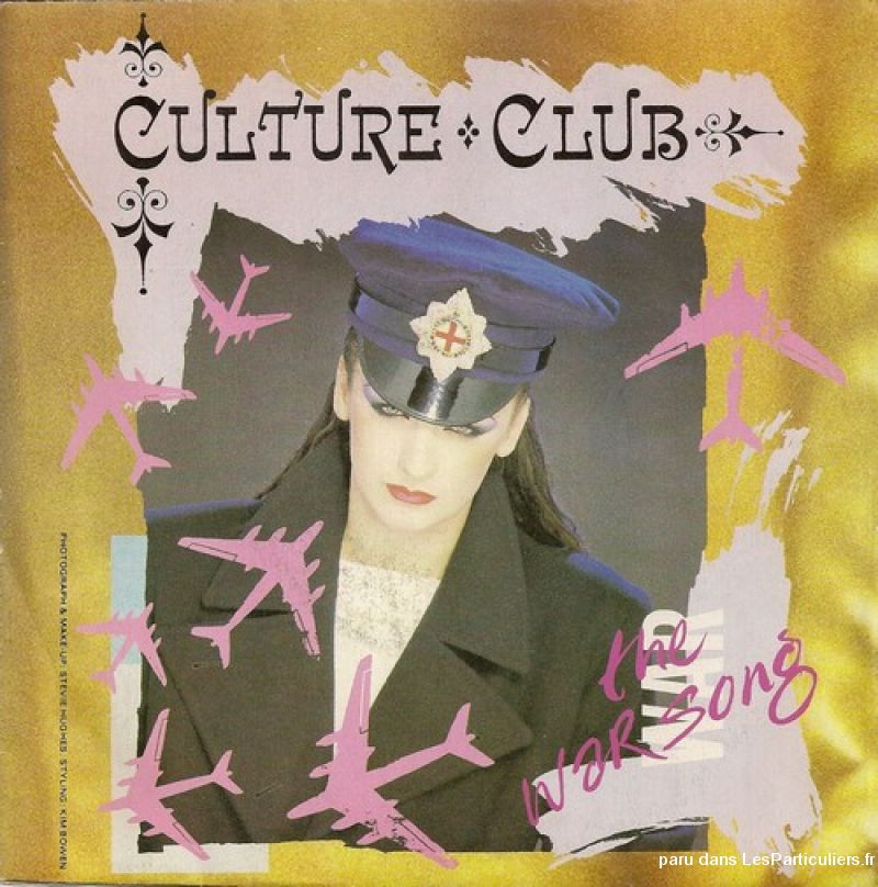 culture club the war song sport loisirs et culture dvd cd livre yvelines