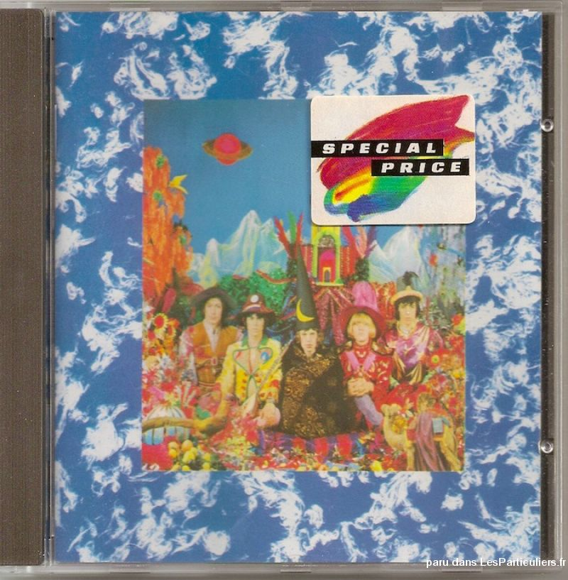 the rolling stones their satanic majesties request sport loisirs et culture dvd cd livre yvelines