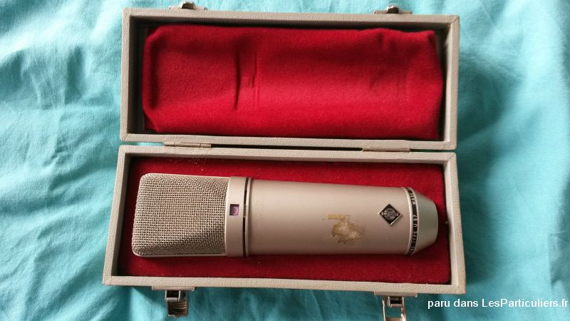 neumann u67 sport loisirs et culture collection paris