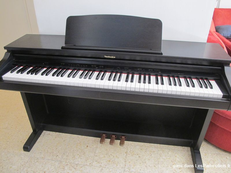 piano numerique technics sx px 224 toucher lourd sport. Black Bedroom Furniture Sets. Home Design Ideas