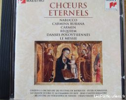 CD CHOEURS ETERNELS